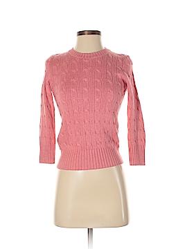 Ralph Lauren Silk Pullover Sweater Size XS