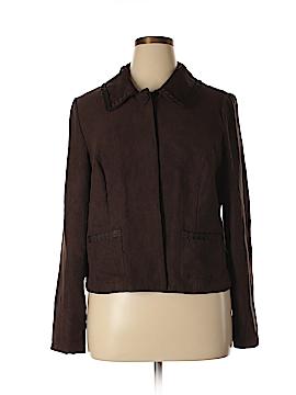 R.Q.T Faux Leather Jacket Size XL