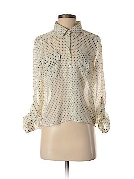 Delia Long Sleeve Blouse Size S