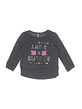 Runway Girl Long Sleeve T-Shirt Size L (Kids)