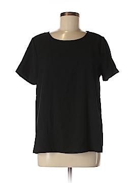 Le Lis Short Sleeve Blouse Size M