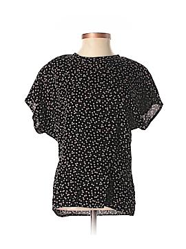 Carole Little Short Sleeve Blouse Size 2