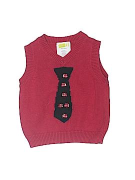 Crazy 8 Sweater Vest Size 6-12 mo