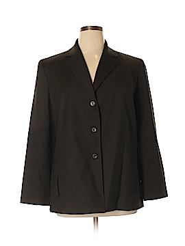 Rena Rowan Wool Blazer Size 16