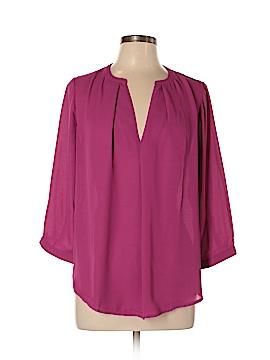 Fun2Fun 3/4 Sleeve Blouse Size L