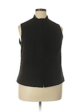 JM Collection Vest Size 14