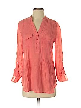 Zac & Rachel Long Sleeve Blouse Size S