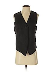Rafaella Women Tuxedo Vest Size S