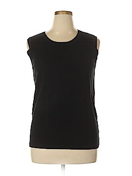 Nue Options Sweater Vest Size 1X (Plus)