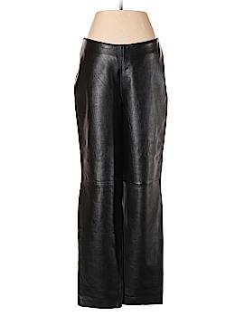 B & J Leather Pants Size 8