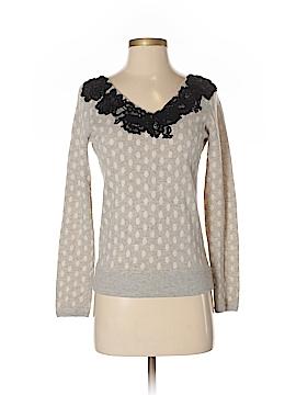 Karen Nicol Pullover Sweater Size S
