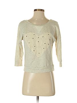 Hidden Heart Sweatshirt Size XS