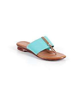 Italian Shoemakers Footwear Sandals Size 7