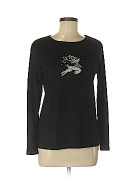 Rebecca Malone Long Sleeve T-Shirt Size M