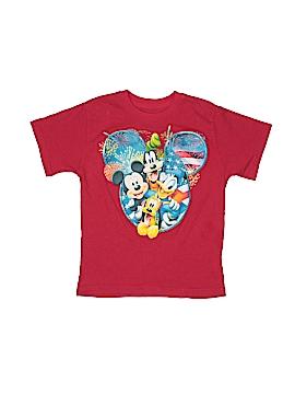 Disney Short Sleeve T-Shirt Size 6 - 7