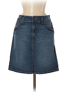 !It Jeans Denim Skirt 29 Waist