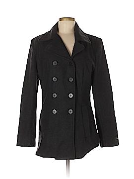 Jones New York Wool Coat Size 10