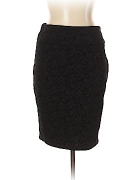 Rainbow Casual Skirt Size L