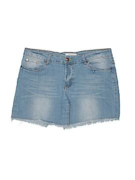 Adam Levine Denim Shorts Size 11/12