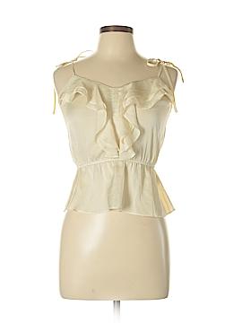 H&M Sleeveless Blouse Size 8