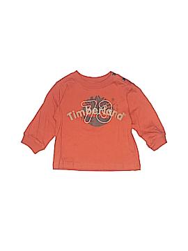 Timberland Long Sleeve T-Shirt Size 12 mo