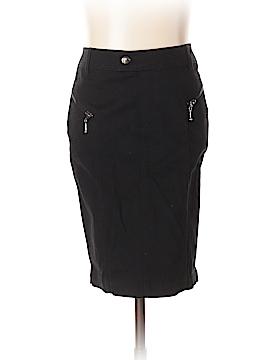 Zara Basic Denim Skirt Size XS