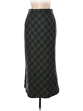 L.L.Bean Wool Skirt Size 10