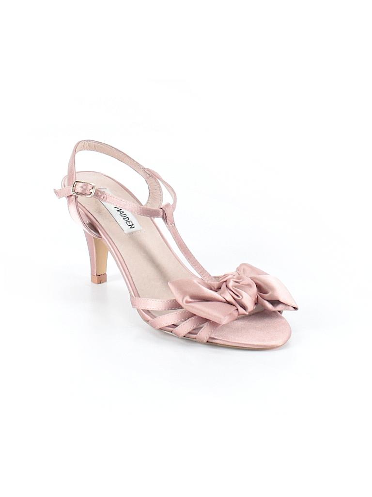 33e536c7098 Steve Madden Solid Light Pink Heels Size 6 - 77% off