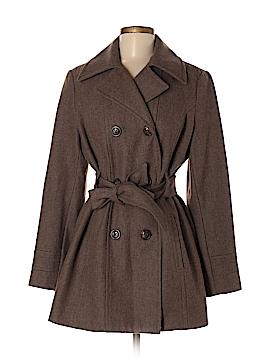 Croft & Barrow Wool Coat Size M
