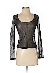 Ojay Women Long Sleeve Top Size S