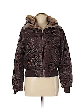 Apple Bottoms Faux Leather Jacket Size M