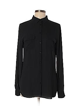 Ann Taylor LOFT 3/4 Sleeve Blouse Size M (Tall)