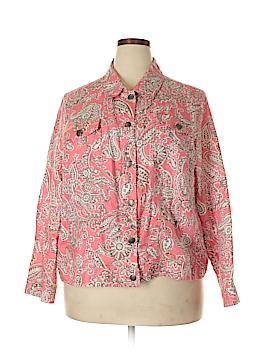 Carole Little Jacket Size 3X (Plus)