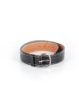 Justin Leather Belt 34 Waist