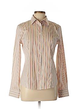 Loro Piana Long Sleeve Button-Down Shirt Size 46 (IT)