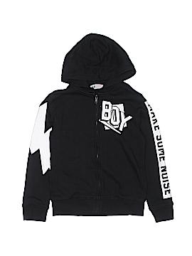 H&M Zip Up Hoodie Size 6-8