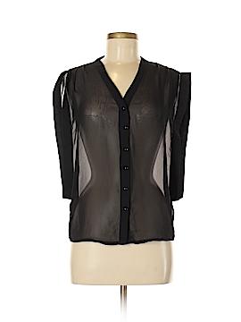 Windsor Short Sleeve Blouse Size M