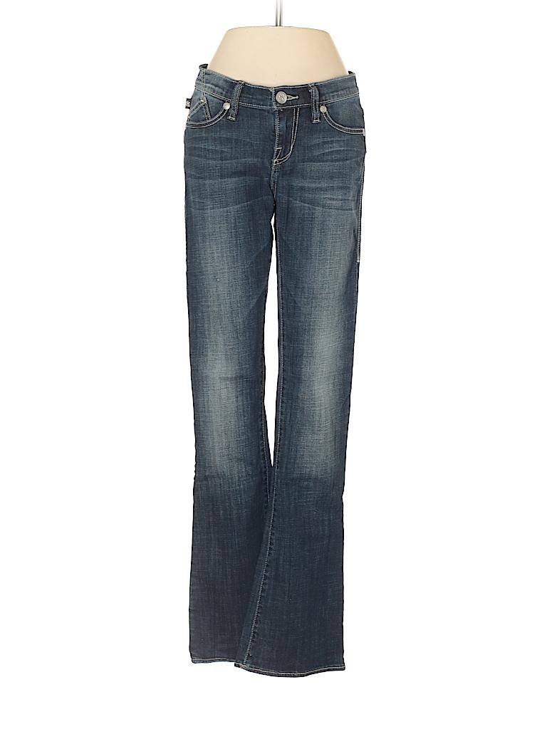 rock republic solid navy blue jeans size 2 80 off thredup. Black Bedroom Furniture Sets. Home Design Ideas