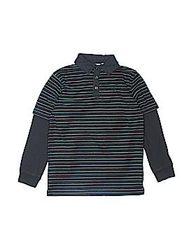 Shaun White Long Sleeve Polo Size M (Youth)