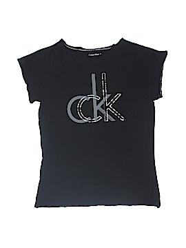 Calvin Klein Short Sleeve T-Shirt Size 12-14