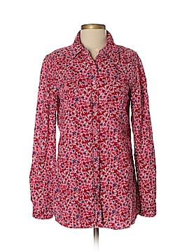 EDC Long Sleeve Button-Down Shirt Size S