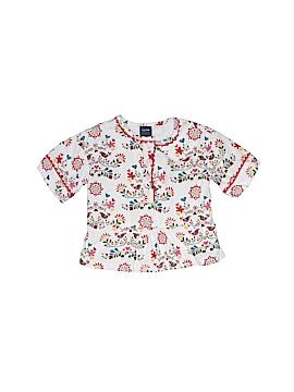 Baby Gap Short Sleeve Blouse Size 0-3 mo