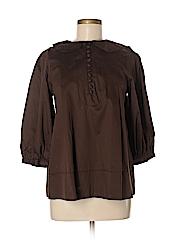 H&M Women 3/4 Sleeve Blouse Size 4