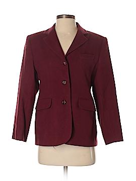 L.L.Bean Wool Blazer Size 4