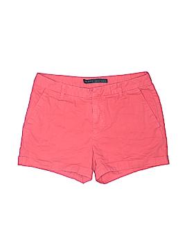 Zara Basic Khaki Shorts Size 4