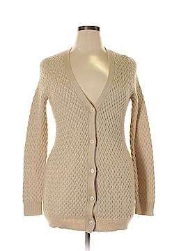 Joan Vass Cardigan Size L
