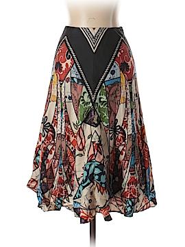 Nicole Miller Silk Skirt Size 2
