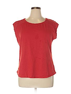 Talbots Short Sleeve Top Size XL