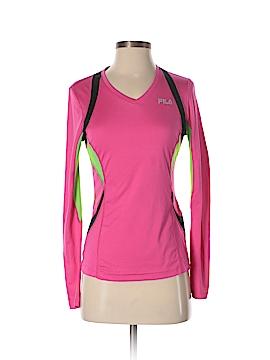 Fila Sport Long Sleeve T-Shirt Size XS