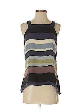Barneys New York Sleeveless Silk Top Size S